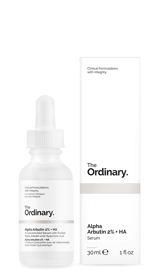 The Ordinary Alpha Arbutin 2% with Hylaronic Acid