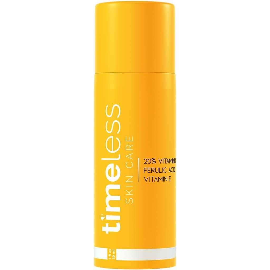 Timeless 20% Vitamin C, E and Ferulic Acid Serum for non sensitive skin