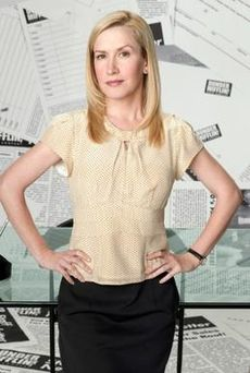 Angela Martin Quotes - I once reported Oscar to the INS. Turns out he?s clean, but I?m glad I did it.