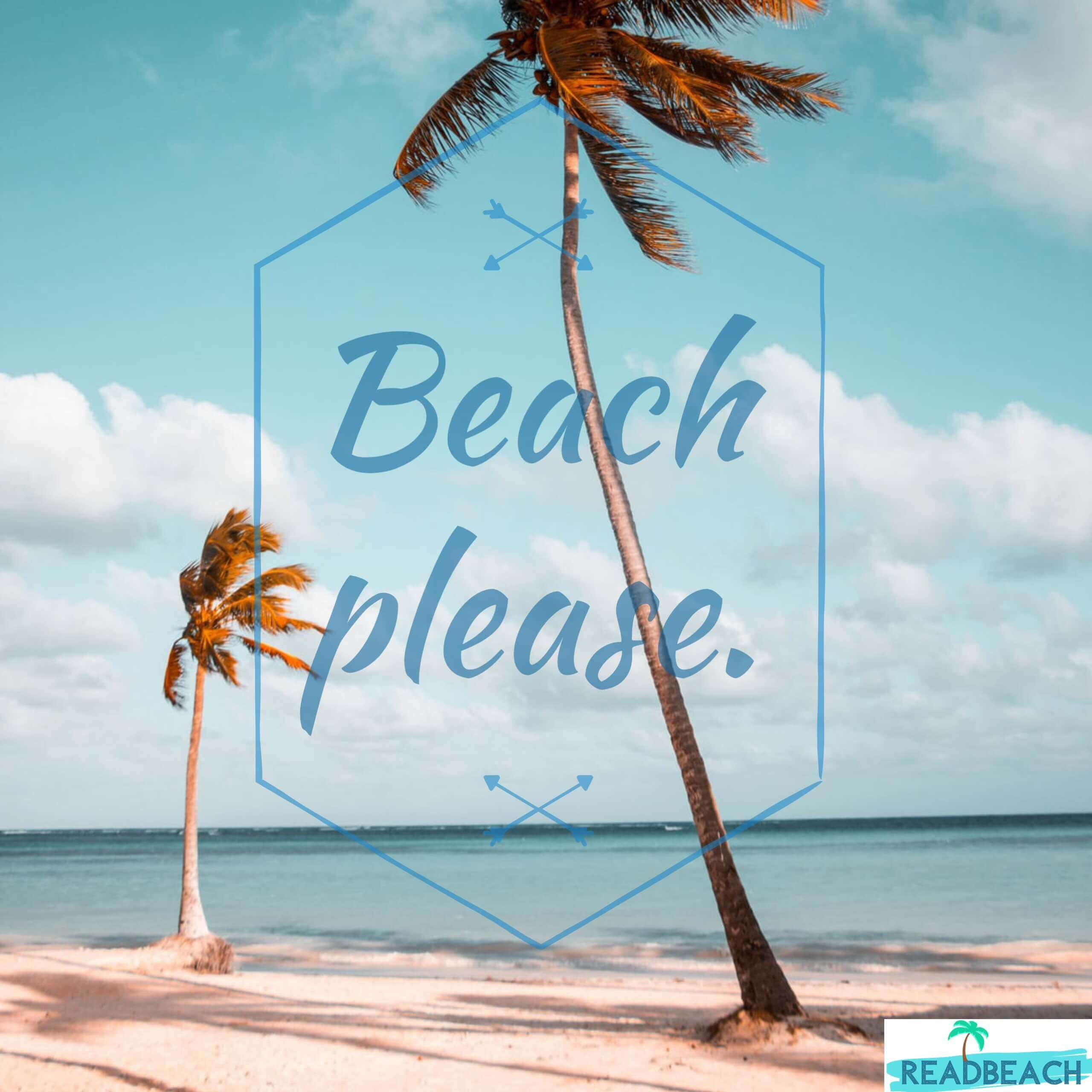 6 Ease Quotes - Beach please.