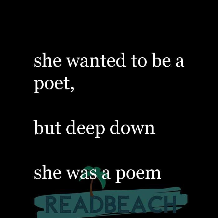 To is she poems beautiful say 15 Best
