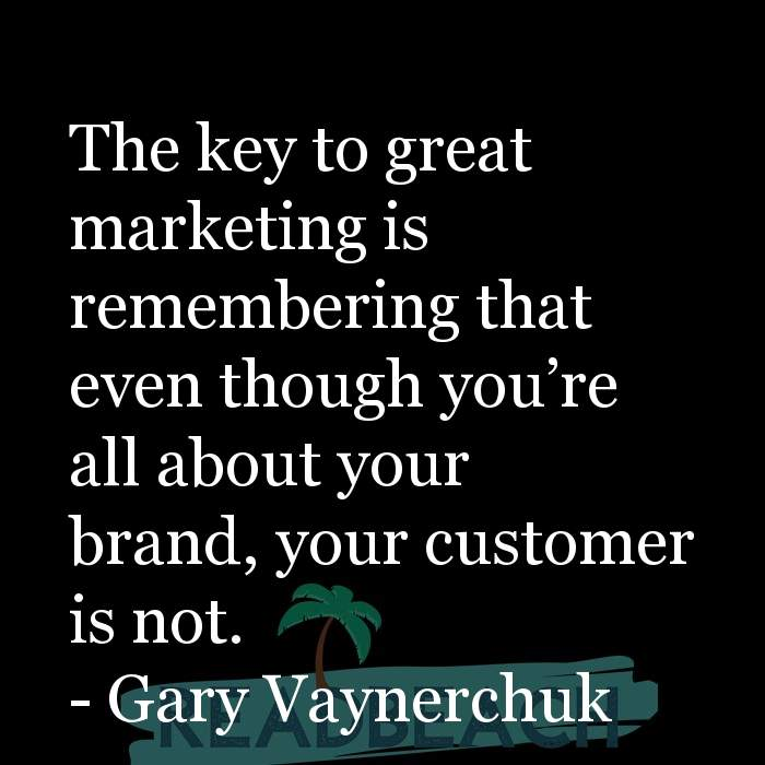 16 Customer Service Quotes with Pictures 📸🖼️ - The key to great marketing is remembering that even though you're al