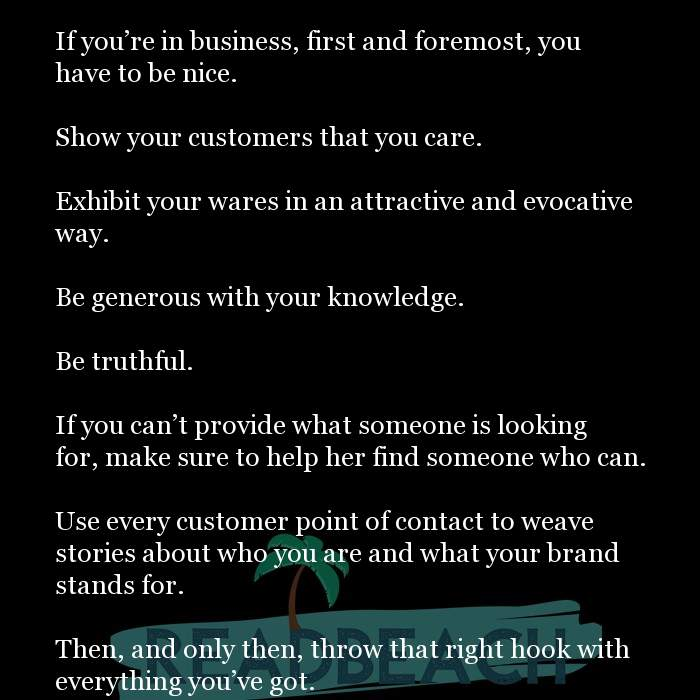 16 Customer Service Quotes with Pictures 📸🖼️ - If you're in business, first and foremost, you have to be nice. S