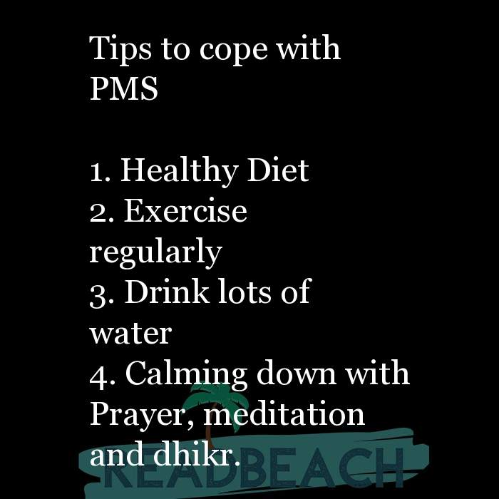 7 Diet Quotes with Pictures 📸🖼️ - Tips to cope with PMS 1. Healthy Diet 2. Exercise regularly 3. Drink lots of w