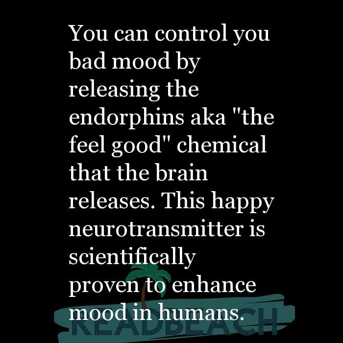"""22 Feel Good Quotes with Pictures 📸🖼️ - You can control you bad mood by releasing the endorphins aka """"the feel good"""""""
