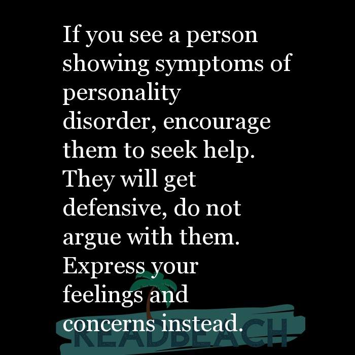 24 Personality Quotes with Pictures 📸🖼️ - If you see a person showing symptoms of personality disorder, encourage the