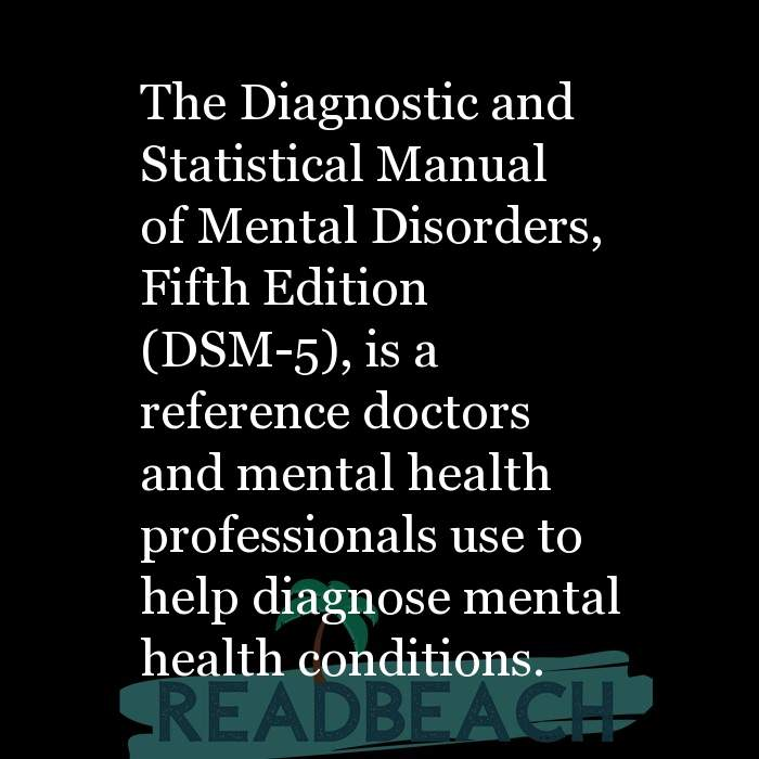 24 Personality Quotes with Pictures 📸🖼️ - The Diagnostic and Statistical Manual of Mental Disorders, Fifth Edition (D
