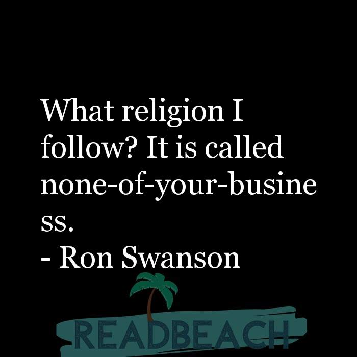 Minion Quotes - What religion I follow? It is called none-of-your-business.