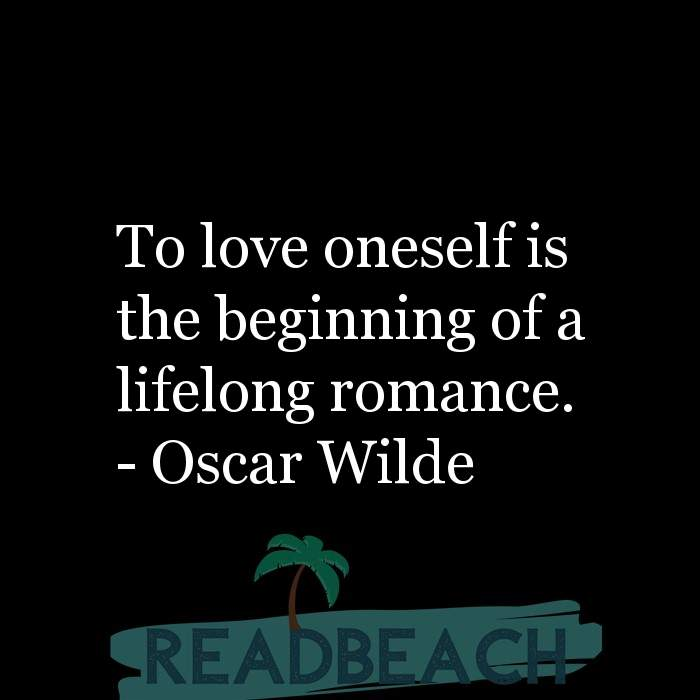 Motivational BBW Quotes | Plus Size Women - To love oneself is the beginning of a lifelong romance.