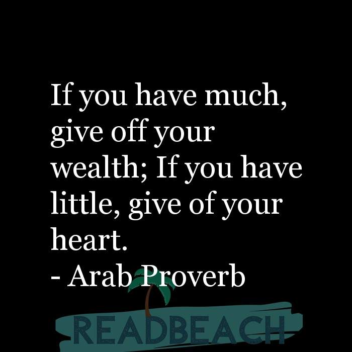 2 Wealthy People Quotes with Pictures 📸🖼️ - If you have much, give off your wealth; If you have little, give of your